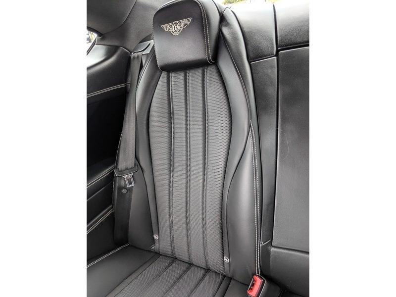 Bentley Continental GT V8 2015 price $87,500