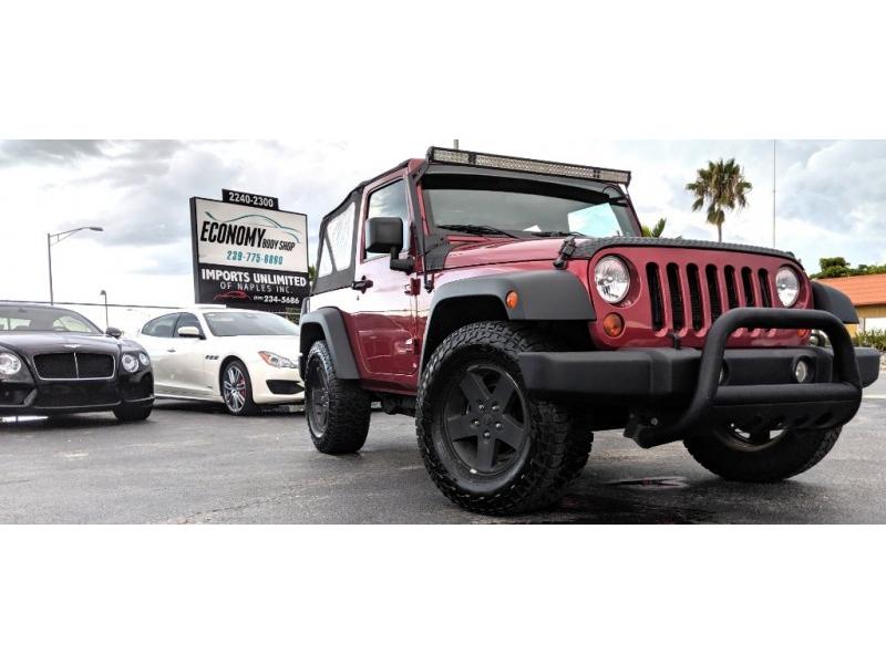 Jeep Wrangler 2013 price $19,595