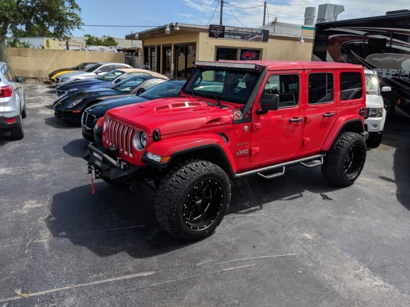 Jeep Wrangler 2018 price $56,900