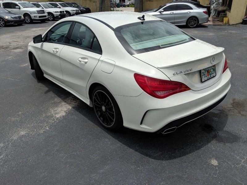 Mercedes-Benz CLA 2016 price $25,595