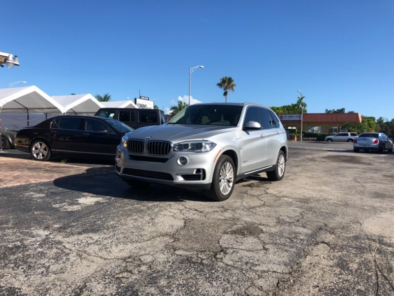 BMW X5 eDrive 2016 price $31,995