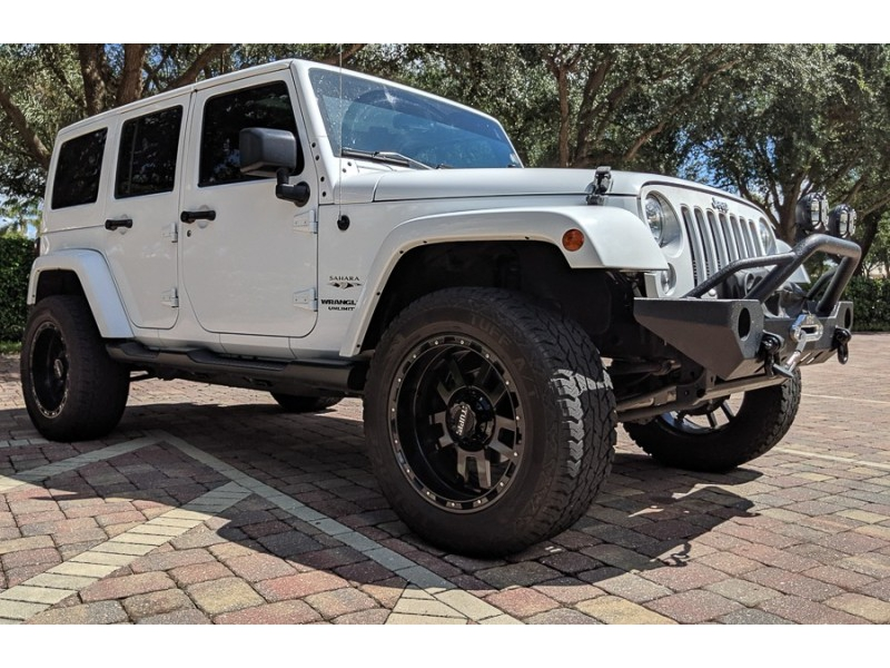 Jeep Wrangler Unlimited 2016 price $36,995