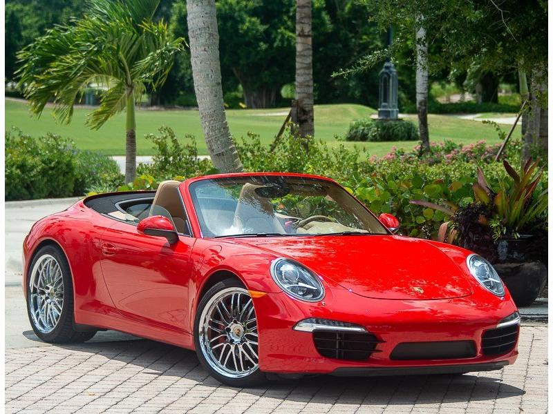 Porsche 911 2013 price $58,990