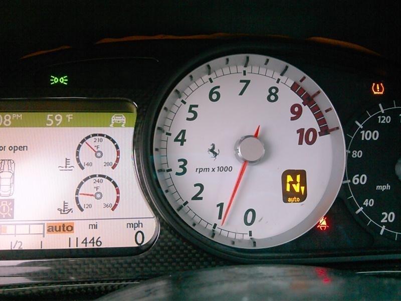 Ferrari 599 GTB Fiorano 2010 price