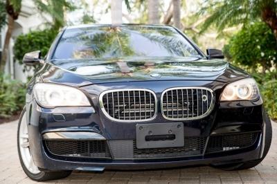 2011 BMW 7 Series 4dr Sdn 760Li RWD