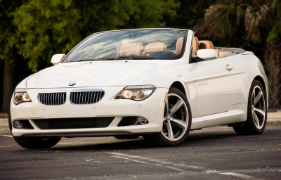 2009 BMW 6 Series 2dr Conv 650i