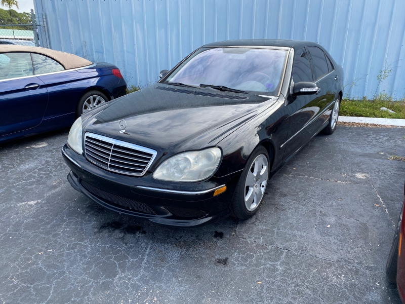 Mercedes-Benz S-Class 2006 price $6,995