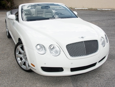 2008 Bentley Continental GT 2dr Conv