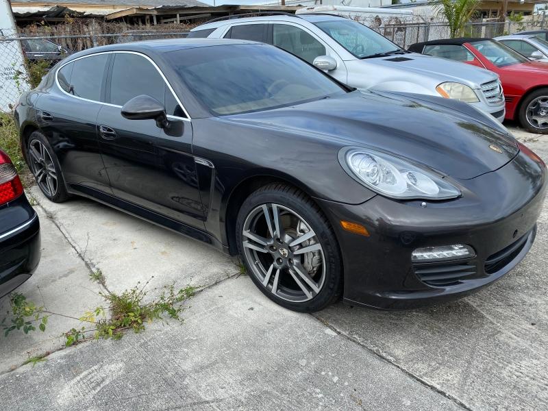 Porsche Panamera 2010 price $26,395