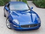 Maserati Coupe-Spyder 2002