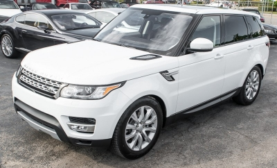 2016 Land Rover Range Rover Sport 4WD 4dr Td6 HSE