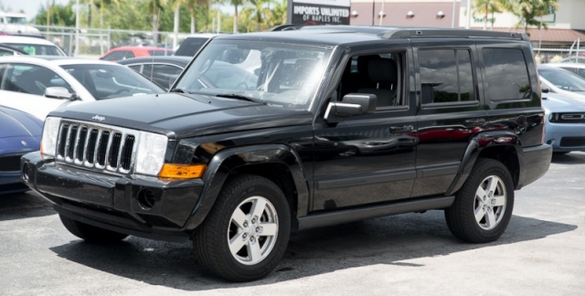 2007 Jeep Commander 2WD 4dr Sport - Inventory   Imports Unlimited of
