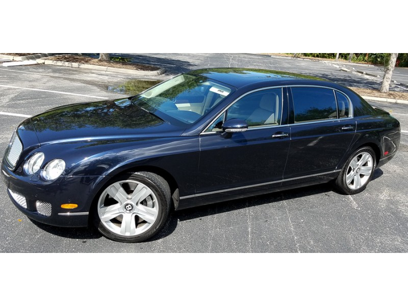 Bentley Continental Flying Spur 2009 price $51,995