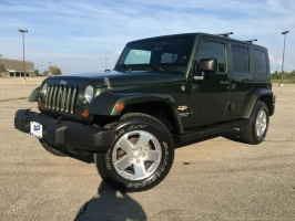 JEEP WRANGLER UNLIMI 2007