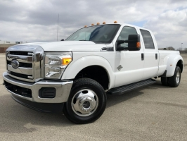 FORD F350 2012