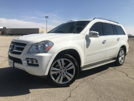 MERCEDES-BENZ GL 2011