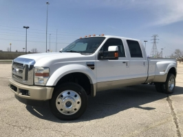 FORD F450 2008