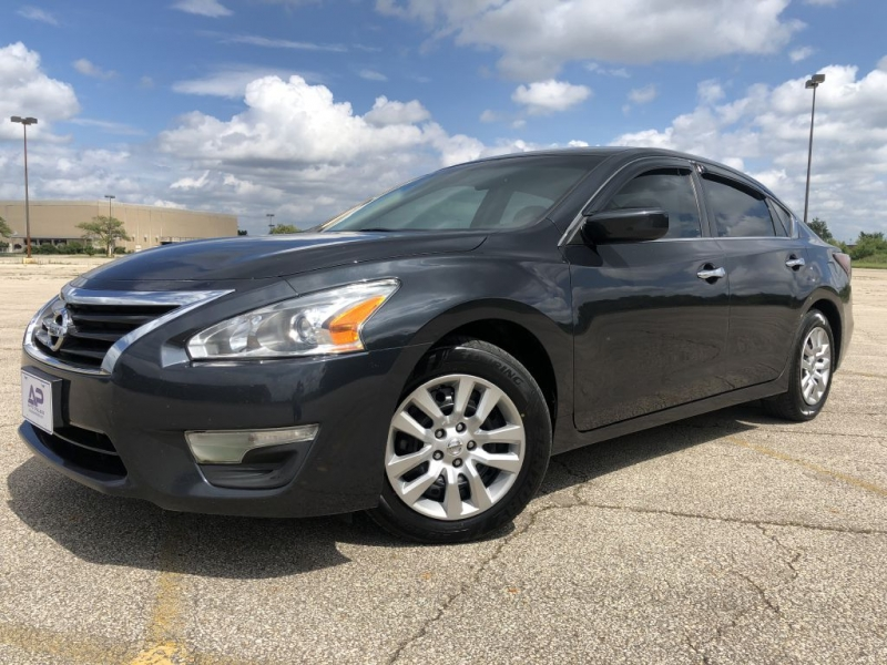 2015 Nissan Altima 25 New Tires Gas Saver Inventory