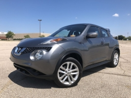 NISSAN JUKE NEW TIRES 2015