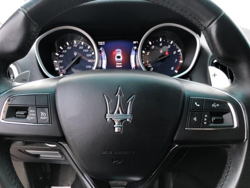MASERATI GHIBLI 2015 price $34,995