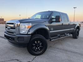 FORD F350 LOW MILES 2013