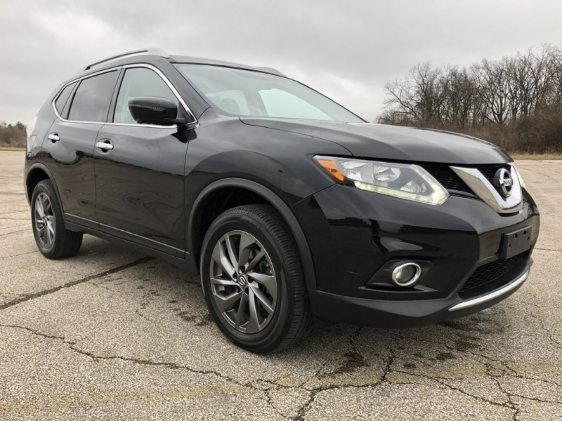 NISSAN ROGUE 2016 price $15,645