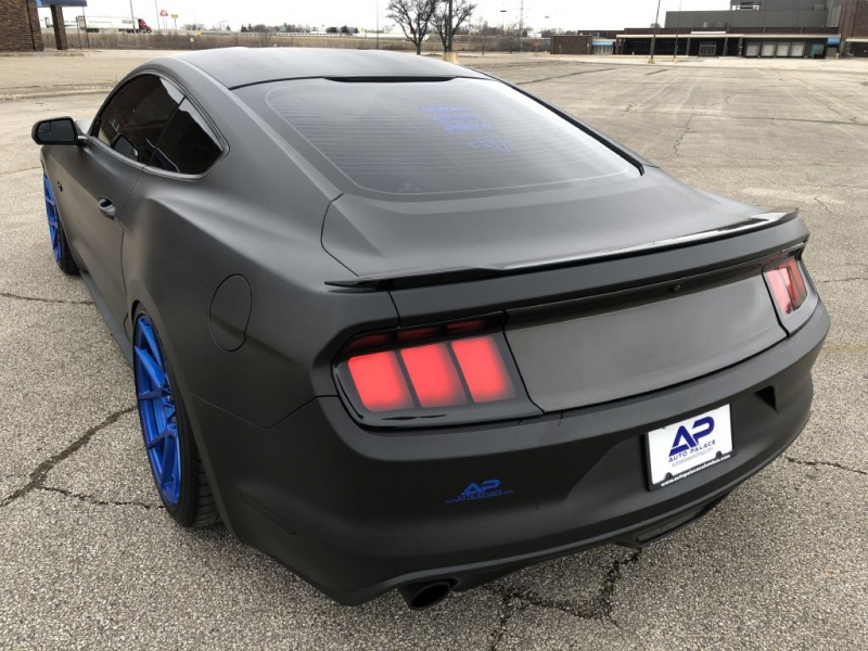FORD MUSTANG 2017 price $28,500