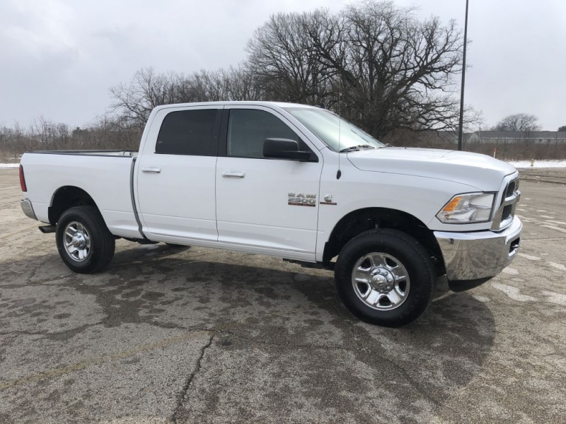 RAM 2500 2016 price $35,275