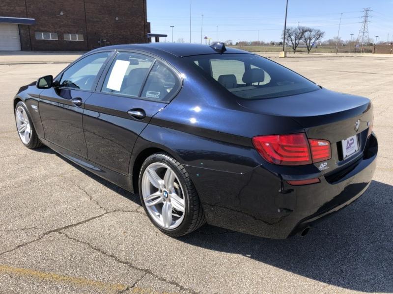 BMW 535 2011 price $11,245