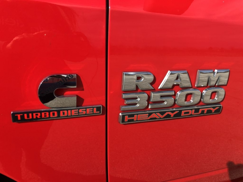 RAM 3500 2015 price $26,972