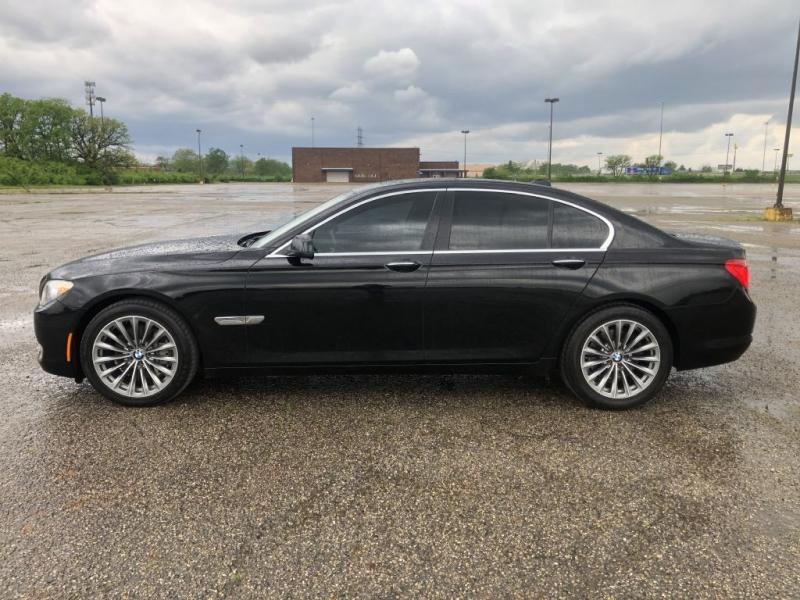 BMW 740 I 2012 price $14,842