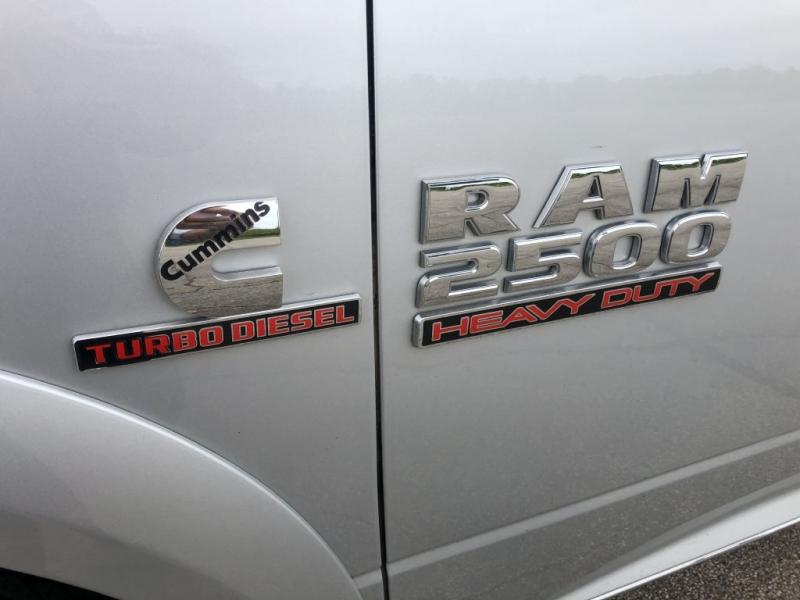RAM 2500 2017 price $36,972