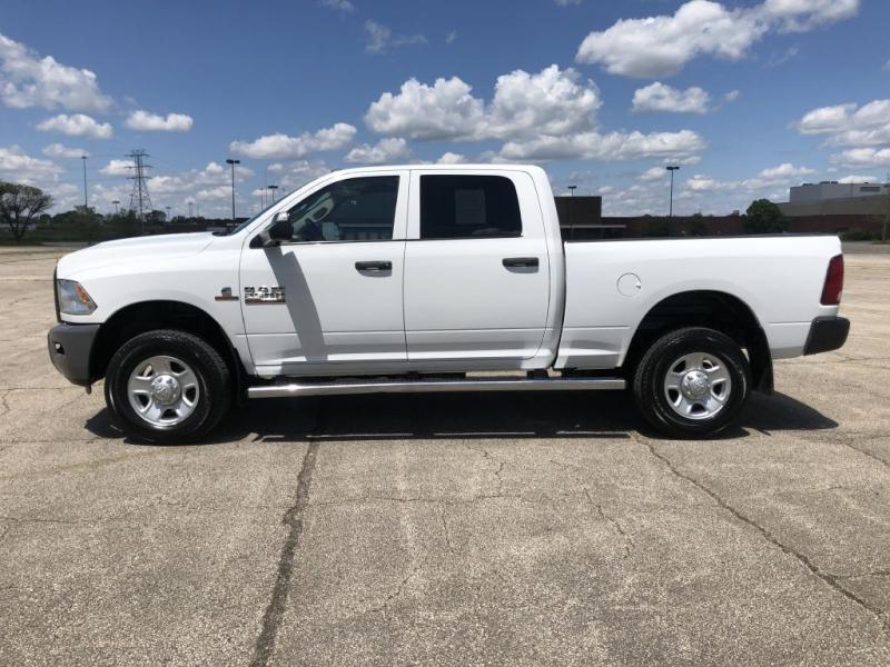 RAM 2500 2017 price $33,995