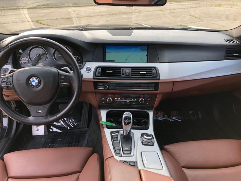 BMW 550 2012 price $15,992