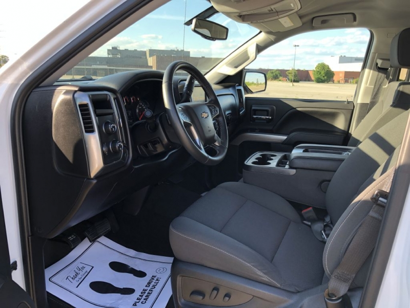 CHEVROLET SILVERADO 1500 2018 price $33,999