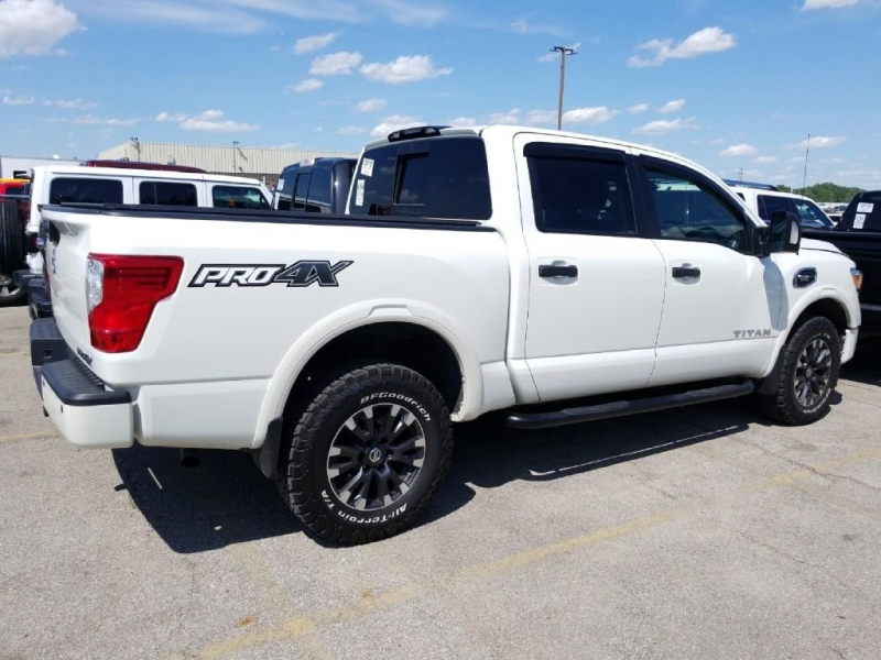 NISSAN TITAN 2017 price Call for Pricing.