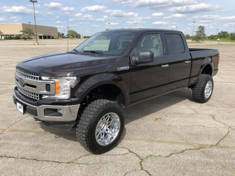 FORD F150 2018 price $35,975