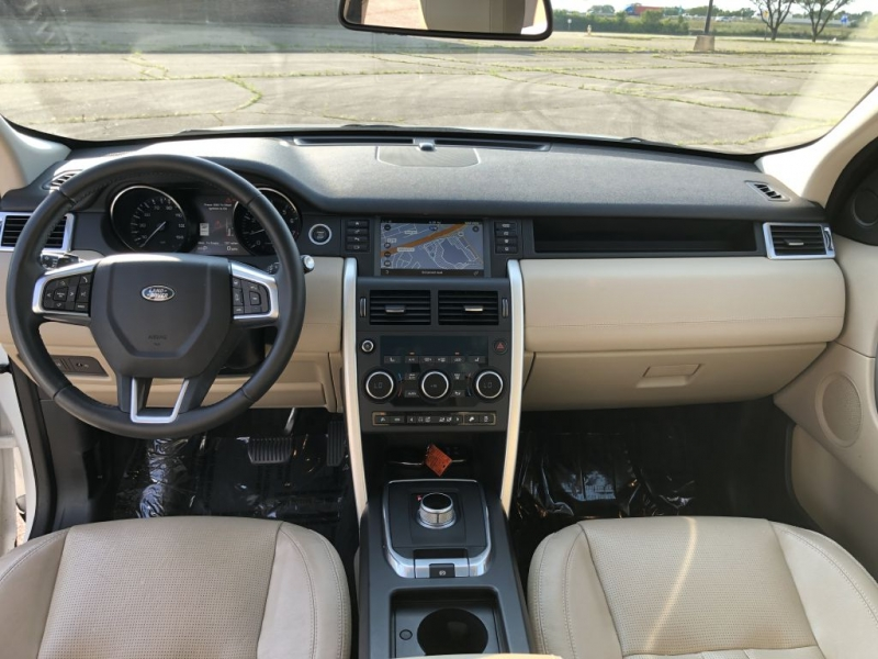 LAND ROVER DISCOVERY SPORT 2016 price $24,999