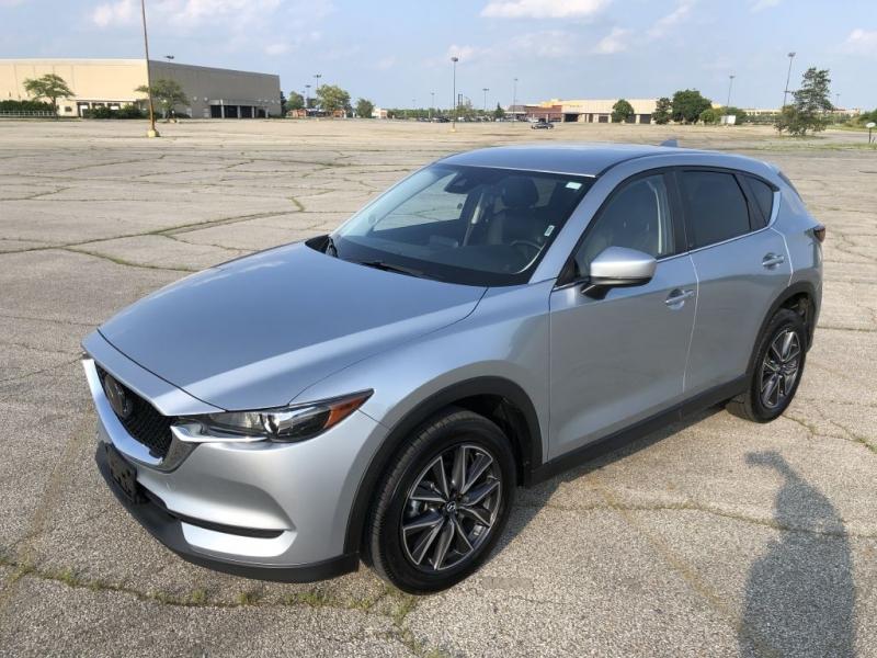 MAZDA CX-5 2018 price $20,450