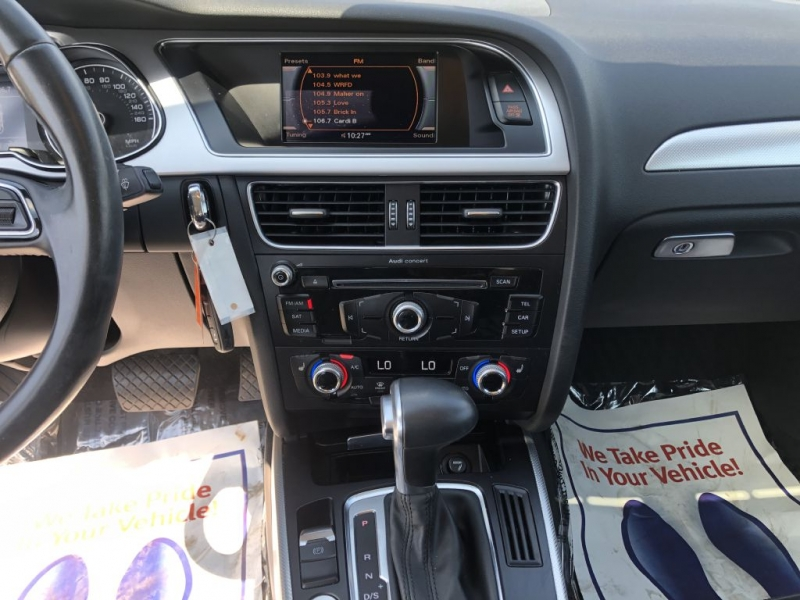 AUDI A4 2015 price $15,520