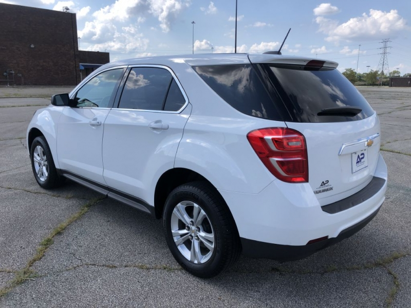 CHEVROLET EQUINOX 2017 price $11,645