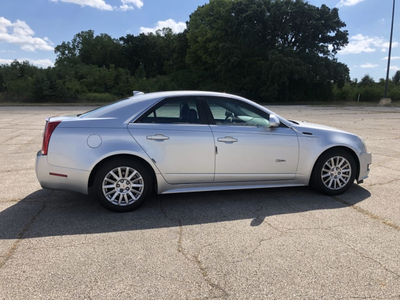 CADILLAC CTS 2012 price $11,495