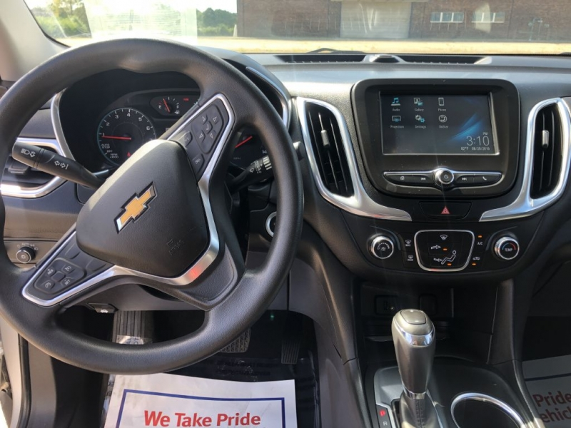 CHEVROLET EQUINOX 2018 price $15,985