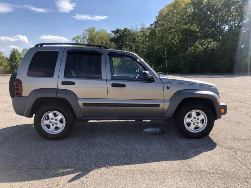 JEEP LIBERTY 2006 price $3,299