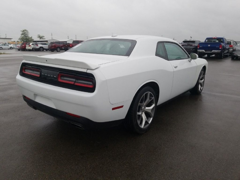 DODGE CHALLENGER 2016 price $20,999