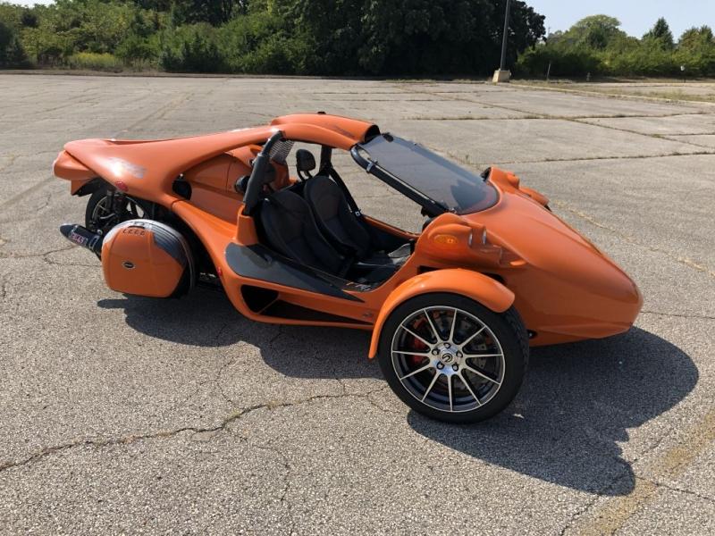 T Rex Car Price >> 2015 Campagna T Rex