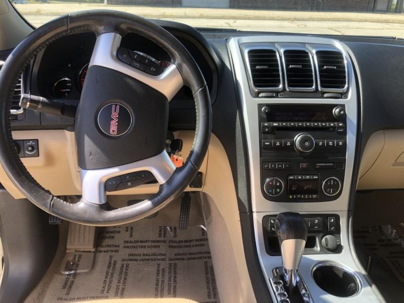 GMC ACADIA 2012 price $7,000