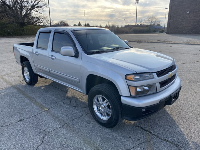 CHEVROLET COLORADO 2012 price $9,999