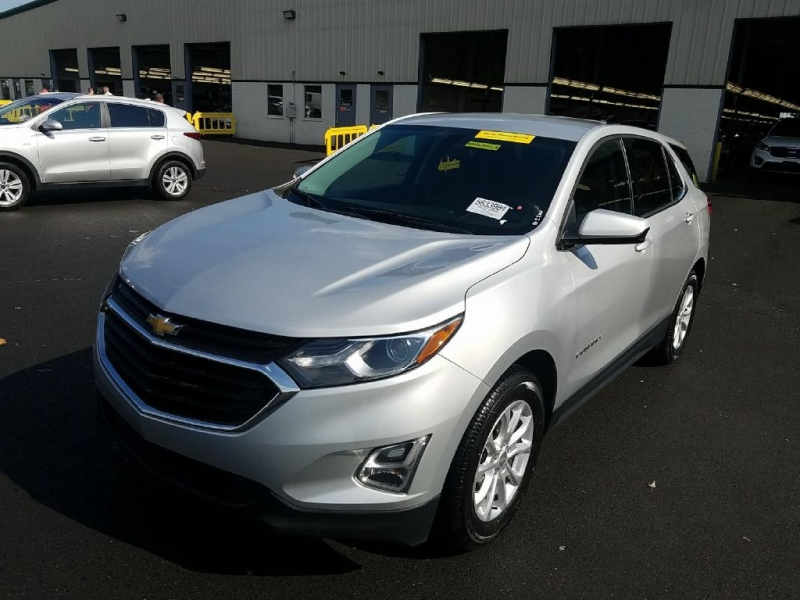 CHEVROLET EQUINOX 2018 price $14,671