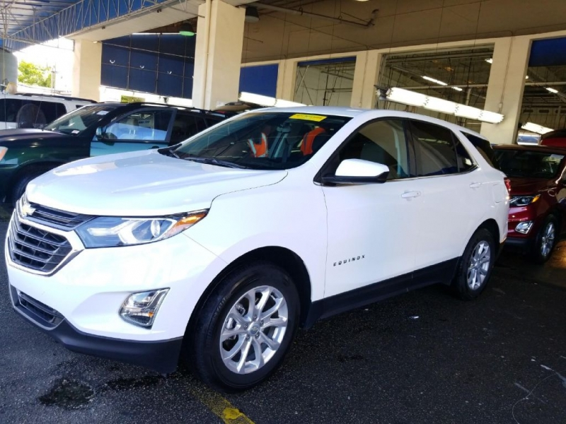 CHEVROLET EQUINOX 2018 price $15,485